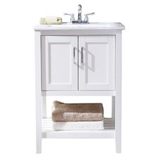 "Reynal 24"" Single Bathroom Vanity Set"