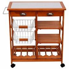 Serita Kitchen Cart