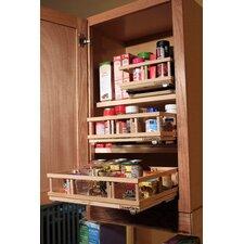 Upper Cabinet Spice Rack Caddy Medium