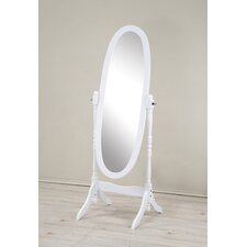 Traditional Floor Cheval Mirror