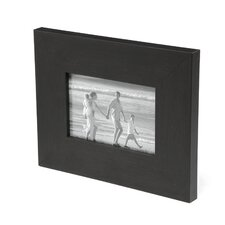 "2"" Wide Composite Wood Distressed Picture Frame / Poster Frame"