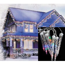 6 Dripping Icicle Shape Light Christmas Lights