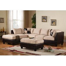 QUICK VIEW. Georgetown Reversible Chaise Sectional