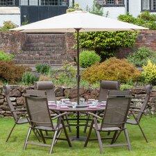 Florence 6 Seater Dining Set