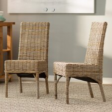 Yorkshire Schooner Solid Wood Dining Chair (Set of 2)