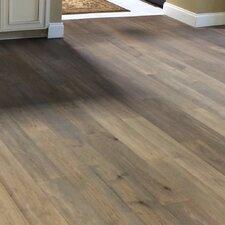 "6.25"" Engineered Oak Hardwood Flooring in Argento"
