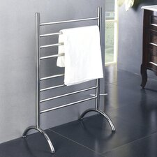 Barcelona Free Standing Electric Towel Warmer