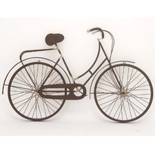 Eccentric Bicycle Wall Décor