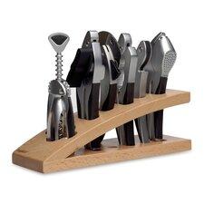 7-tlg. Küchenhelfer-Set Squalo