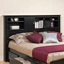 bookcase headboards you'll love  wayfair, Headboard designs