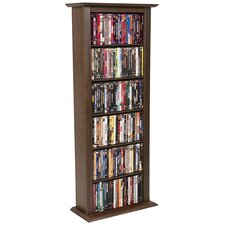 Regular Single Multimedia Storage Rack