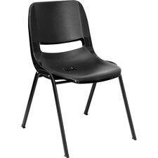 Flora Ergonomic Shell Stack Guest Chair