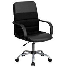 Bischof Leather Desk Chair