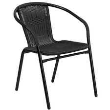Acadian Stacking Dining Arm Chair