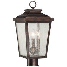 Kayla Outdoor 3-Light Lantern Head
