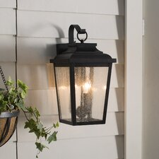 Kayla 3-Light Outdoor Wall Lantern
