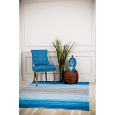 Bennet Blue Indoor/Outdoor Area Rug