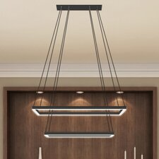Donovan 2-Light Drum Chandelier