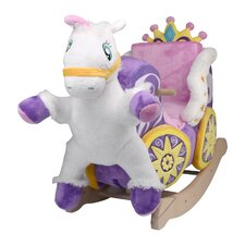 Princess Carriage Rocker