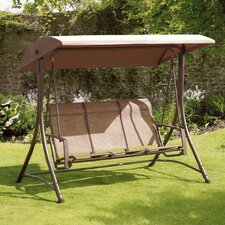 Burnstad Porch Swing with Stand