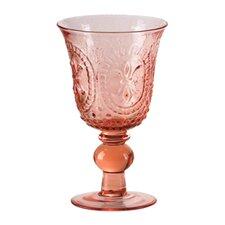 Mcpherson 15 Oz. Pressed Glass Goblet (Set of 8)
