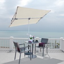 Federico 5' x 7' Rectangular Market Umbrella