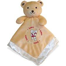 NCAA Snuggle Bear Baby Blanket