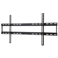 "Universal Flat Fixed Wall Mount for 42""-75"" LCD/Plasma"