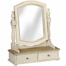 Country Dressing Table Mirror