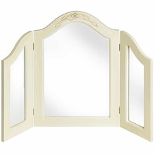 Country Arched Dressing Table Mirror