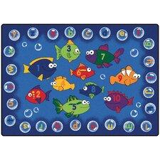 Camila Fishing Kids Area Rug