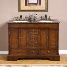 "Betsy 48"" Double Bathroom Vanity Set"