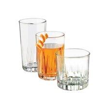 Mayesville 24 Piece Glass Set
