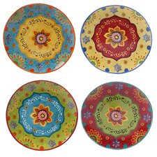 "Ohlman 10.5"" Dinner Plate (Set of 4)"
