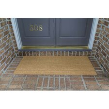 Frances Solid  Double Door Doormat