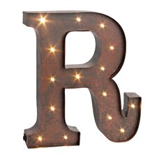 quick view letter led marquee sign