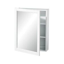 51cm x 66cm Wall Mount Mirror Cabinet