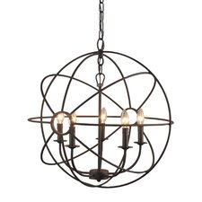 Padilla 5-Light Candle-Style Chandelier