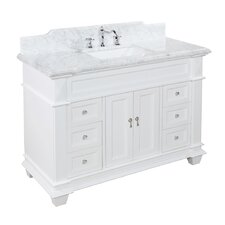 """Elizabeth 48"""" Single Bathroom Vanity Set"""