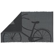 Newtown Bicyclette Kitchen Mat