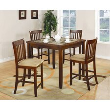 hanley 5 piece counter height dining set - Dining Room Table Height