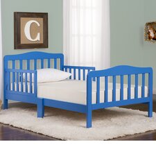 Classic Convertible Toddler Bed