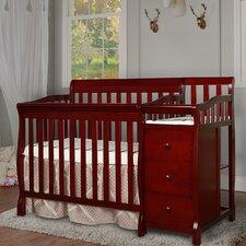 Jayden 2-in-1 Convertible Mini Crib