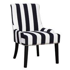 Biston Stripe Wing back Chair