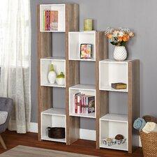 """Darnall 71"""" Cube Unit Bookcase"""