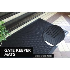 Stufenmatte Gate Keeper Criss-Cross