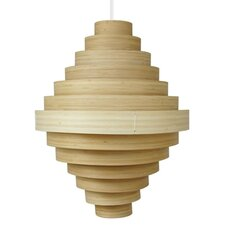 Joost Bamboo Oval Pendant Shade