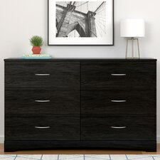 Kourtney 6 Drawer Dresser