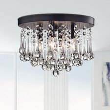 Larimore 4-Light Flush Mount