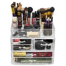 5 Drawer Cosmetic Organizer